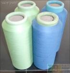 回收各种涤纶废丝,筒丝