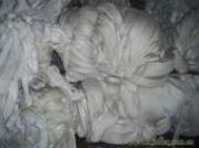 化纤废丝、锦纶、涤纶废丝无纺布下脚料