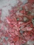 PVC地毯破碎料