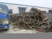 PVC废钢丝管扎包料