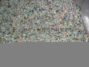 PVC增强螺旋管破碎料磨粉料