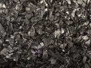 PS黑色吸塑片粉碎料