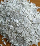 PS白色吸塑片粉碎料