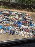 求购旧鞋子