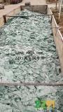 供应大量绿碎玻璃