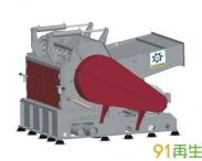 供应GERMA吉马 MSP系列 管材/型材粉碎机