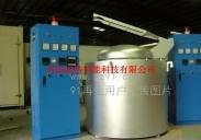 供应0.5吨/500kg小型燃气熔炼炉