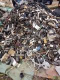 求购专业回收带铜铁的电线挂头