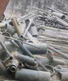 供应PVC一级灰料破碎料
