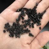 供应黑色ABS再生颗粒