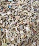 供应PVC护墙板破碎料