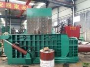 供应金属卧式液压打包机
