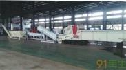 供应高效多功能PE、PP膜料、吨包、编织袋通用造粒机组
