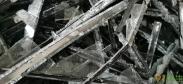 求购废旧中空玻璃铝隔条