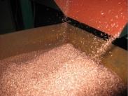 供应静电型铜米机