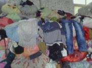 供应羊毛衫,夏装统货,旧西装料
