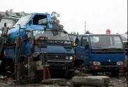 求购废旧大型货车