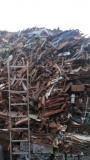求购工地用长度1米以上废旧架子管3000吨