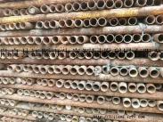 供应二手脚手架钢管,钢模