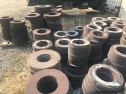 求购回收废旧砂轮片
