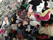求购八成新旧衣服统货
