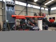 供应大型汽车铜铝水箱回收分离设备
