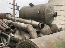 求购现金回收二手钛材蒸发器  二手钛材蒸发器求购
