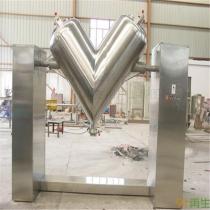 求购二手V型混合机回收价格 高价收购二手V型混合机厂家