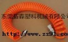 供应55型单螺杆PU气管挤出生产线