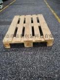 供应中山二手叉车木栈板,物流周转托盘,仓库防潮垫仓板,出口欧标铲板卡板