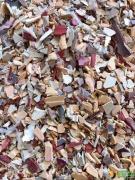 供应PVC杂色发泡破碎料