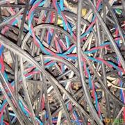 求购废旧网线
