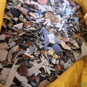 硬质PVC破碎料