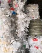 LDPE,HDPE,PET工厂料混合压块
