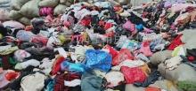 求购旧衣服,箱子货,统货,邮寄货,等各种旧衣服