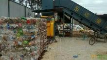 废塑料打包机,塑料瓶打包机