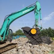 供应挖掘机破碎设备
