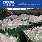 供应200L大铁桶撕碎破碎处理设备 废弃钢桶粉碎处理生产线