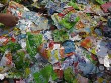 PVC商标纸回收