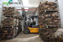 含铂钯铑工业废碎料