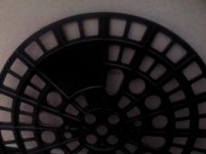 东莞知音塑胶厂家直接供应黑色pc/abs合金充电器料再生颗粒价格超级优惠