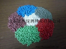 供应PE一级再生颗粒安全网颗粒遮阳网颗粒回收料