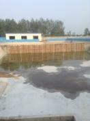 兴水处理设备及污水池01