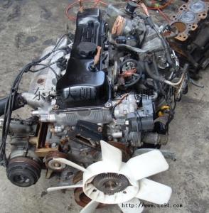供应丰田,金杯,2rz,海狮2.4面包车发动机