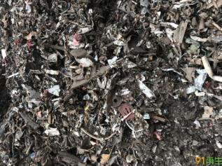 长期大量求购钢铁厂破碎垃圾