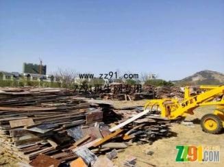 建筑废模板,方木