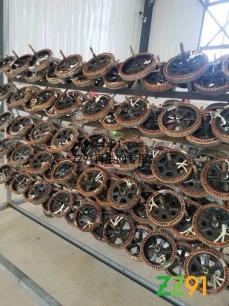 求购废旧摩托车、电动车的拆解后的废铜、废铝、废铁