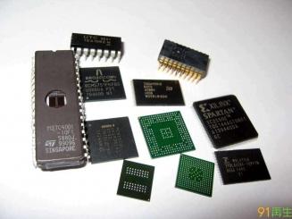 求购国外货源电子配件IC芯片废料