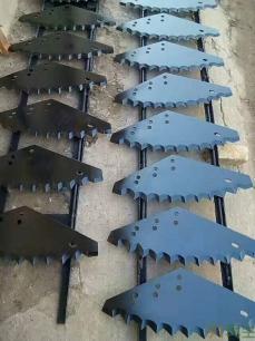 供应各种破碎刀片
