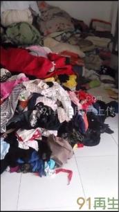 求购旧衣服